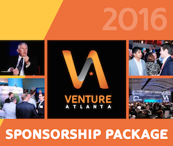 Venture Atlanta Sponsorship Package
