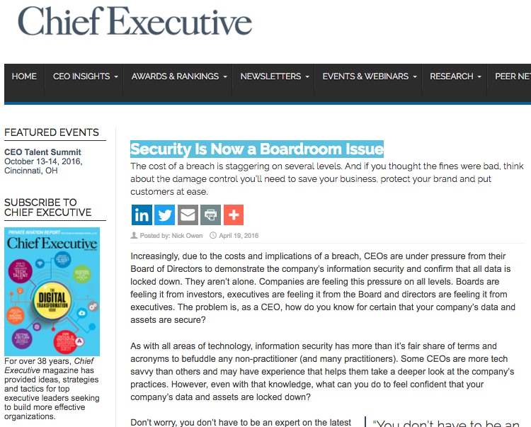 Chief Executive Article - Security is Now a Boardroom Issue.png