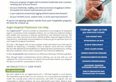 Eagle Hospital Physicians – Eagle Consult